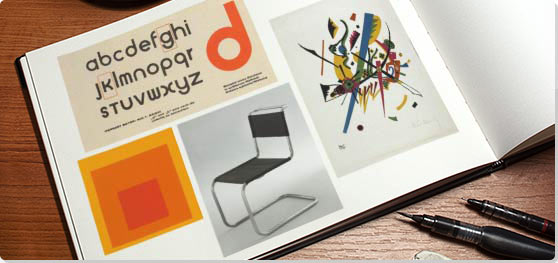 Bauhaus Collage