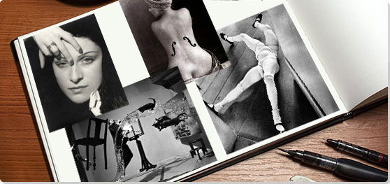 Dada and Surrealist Photography Collage