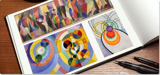 Orphism Collage