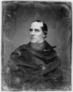 Daguerreotype of Thomas Cole