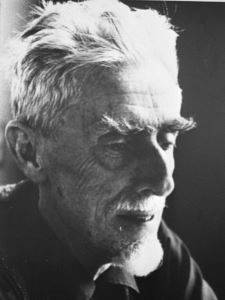 Escher in 1971, months before his death