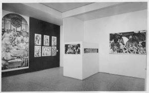 The Museum of Modern Art exhibition <i>New Horizons in American Art</i> (1936)