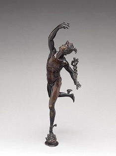 Giambologna's <i>Mercury</i> (1588) became the artist's most popular and reproduced work.