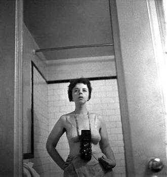 Lisette Model, self-portrait (c. 1940)
