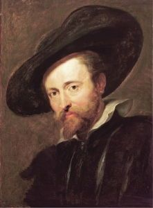 <i>Self-portrait</i> of Peter Paul Rubens (1628-30)